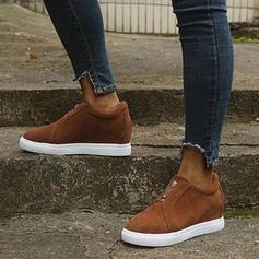 Vrouwen PU Hoge sneakers met Anderen schoenen