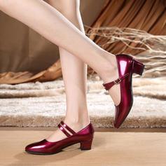 De mujer Sala de Baile zapatos de personaje Tacones Cuero Sala de Baile