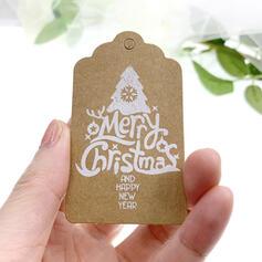 Papel Cartão Ornamentos de Natal