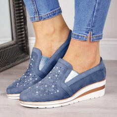 Femmes PU Décontractée De plein air avec Autres chaussures