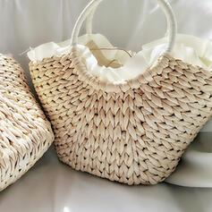 Elegant/Girly/Dreamlike/Bohemian Style/Braided/Simple/Handmade Tote Bags/Beach Bags/Bucket Bags
