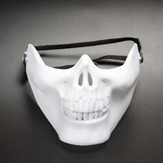 epocă Înspăimântător exotic Halloween Fantomă Ne dati ori nu ne dati PVC Recuzită de Halloween Masca
