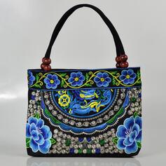 Unique/Charming/Classical/Stilul Boemiei/Împletit/Punga mamei Tote Bags/Pungi de gătit/Hobo Pungi