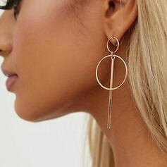 Exquisite Charming Alloy Earrings