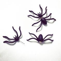 Halloween Pavouk Slitina Náušnice 1 PC