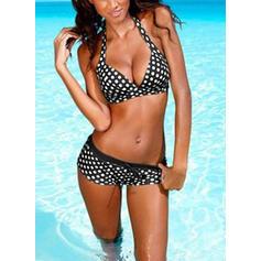 Punkt Låg Midja Grimma Sexig bikini Badkläder