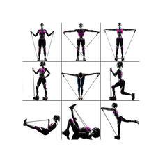Bandas de resistencia física