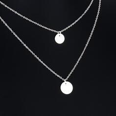 Vackra Och Modern Sexig Legering Halsband Strand smycken
