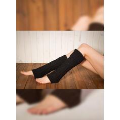 Pruhované/šití Teplý/Komfortní/Dámské/Návleky na nohy/Ponožky na manžetové knoflíky Ponožky