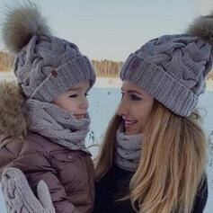 Ladies '/Kvinder Dejligt/Håndlavet/Nice Bomuld Diskette Hat