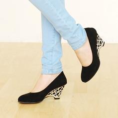 Pentru Femei PU Platforme Înalte Încălţăminte cu Toc Înalt Închis la vârf Platforme cu Altele pantofi