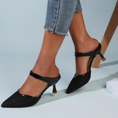 Κουκούλα-έξω Στερεό χρώμα παπούτσια
