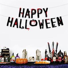 minunată Înspăimântător clasic Halloween cauciuc Arta de perete