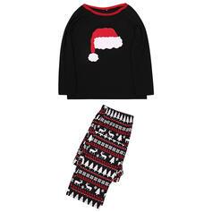 Ren Imprimeu De Familie Pijamale De Crăciun