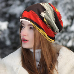 Ladies '/Mænd/Kønsrelaterede/Kvinder Iøjnefaldende/Farverig Polyester Diskette Hat