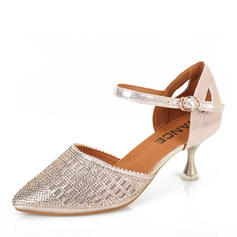 Women's Ballet Latin Character Shoes Sandals Leatherette Character Shoes