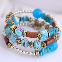 Exquisite Charming Alloy Bracelets