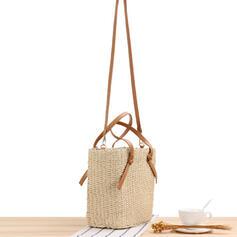Klasyczny/Styl czeski/Spleciony/Super wygodny/Handmade Torby na ramię/Torby na Ramię/Torby plażowe/Torby na wiadro