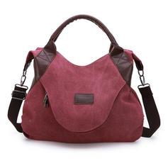 Único/De moda/Color sólido Bolsas de mano/Bolso de Hombro/Bolsas de Hobo