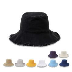 Dames/Femmes Beau/Style Classique/Charme Coton Chapeau de seau