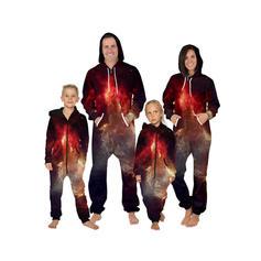 Impresión Familia a juego Pijama