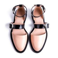 De mujer PU Tacón plano Planos Cerrados con Otros zapatos
