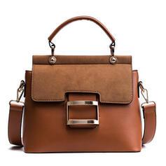 Charmen/Delikat/Drömlikt/Super bekvämt/Mammas väska Tygväskor/Crossbody Väskor/Axelrems väskor/Hobo väskor