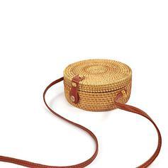 Vintage/Απλός Τσάντες Crossbody/Τσάντες Παραλίας