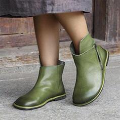 婦人向け 人形 フラットヒール とともに ソリッドカラー 靴