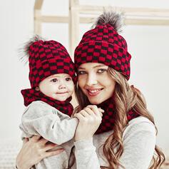 Ladies '/Barnets/Kvinder Bomuld Diskette Hat