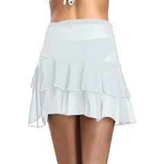 Jednobarevné Spodní část Elegantní Partea de jos Costume de baie