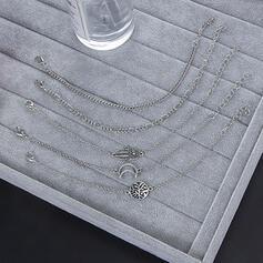 Stop Zestawy biżuterii Bransoletki (Zestaw 5 par)