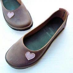 Női PU Lapos sarok Lakások -Val Egyéb cipő