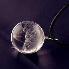Chic Glas Könsneutrala Halsband