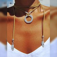 Πανέμορφος Γοητευτικός Κράμα Κολιέ Παραλία κοσμήματα