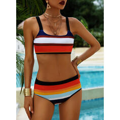 raya Halter Sexy Elegante Bikinis Trajes de baño