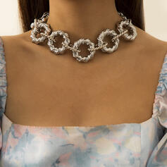 À la mode Alliage Femmes Dames Colliers