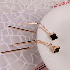 Modern Legering Damer' Mode örhängen