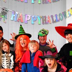 minunată Înspăimântător clasic Băţ Halloween cauciuc Arta de perete