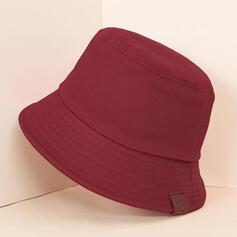Mænd/Kønsrelaterede/Kvinder Enestående/Enkle Bomuld Fedora Hat/Bucket Hat