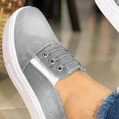 Γυναίκες PU Επίπεδη φτέρνα Διαμερίσματα Με Οι υπολοιποι παπούτσια