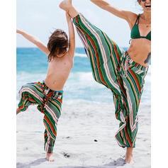 Impresión Bloque de color Pantalones deportivos