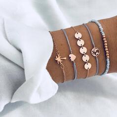 Aliaj Seturi de bijuterii Bratari (Set of 5 pairs)