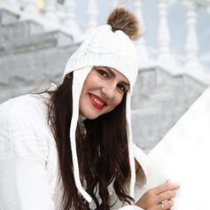 Kvinder Enkle Stof Diskette Hat