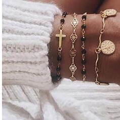 Aliaj Seturi de bijuterii Bratari (Set of 4)