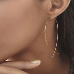 Hottest Alloy Earrings (Set of 2)