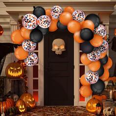 minunată Înspăimântător clasic Halloween Nailon Minge (Set of 80)