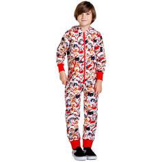 Dibujos animados Impresión Familia a juego Pijamas De Navidad Pijama