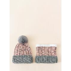 Ladies '/Kvinder Smukke/Classic/Charmen Polyester Diskette Hat
