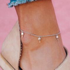 Jednoduchý Ovoce Slitina Dámské Plážové šperky Ponožky